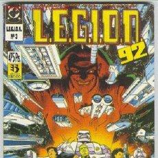 Cómics: L.E.G.I.O.N. 92 RETAPADO Nº 3. Lote 27021524