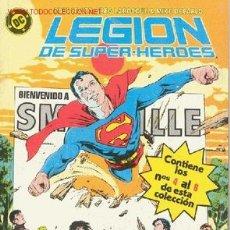 Cómics: LEGION DE SUPERHEROES - SUPERMAN. Lote 26204756