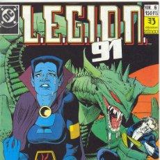 Cómics: L.E.G.I.O.N. 91 Nº 6. Lote 22191858