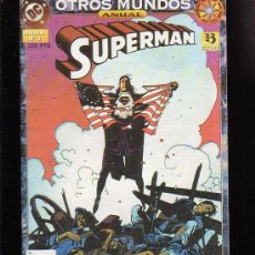 Cómics: SUPERMAN ANUAL , OTROS MUNDOS /AUTOR: JOHN BYRNE. Lote 3324739