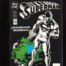 Cómics: SUPERMAN - ¡ INTERGANG REGRESA ! ( FORMATO PRESTIGIO ). Lote 21482232