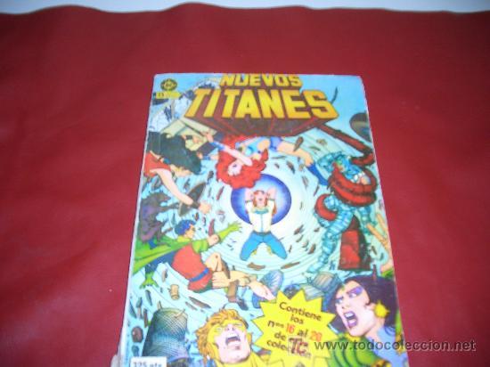 NUEVO TITANES Nº 4 (Tebeos y Comics - Zinco - Nuevos Titanes)