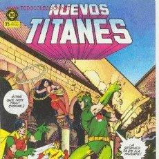 Cómics: 'NUEVOS TITANES', Nº 18. 1984.. Lote 5502998