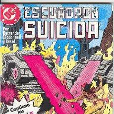 Cómics: ESCUADRON SUICIDA RETAPADO 4 Nº 13 A 15 . Lote 26664560