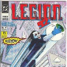 Cómics: L.E.G.I.O.N. 92 Nº 11. Lote 3767918