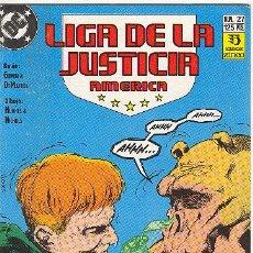 Cómics: LIGA DE LA JUSTICIA Nº 27. Lote 22302529