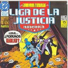 Cómics: LIGA DE LA JUSTICIA Nº 49. Lote 22302530