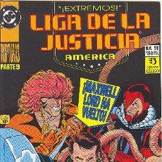 Cómics: LIGA DE LA JUSTICIA Nº 51. Lote 22327330