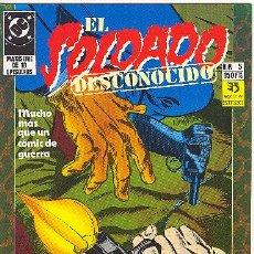 Cómics: EL SOLDADO DESCONOCIDO. Nº 5. Lote 3768035