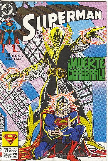 SUPERMAN Nº 63 (Tebeos y Comics - Zinco - Superman)