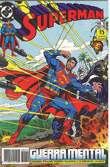 SUPERMAN Nº 70 (Tebeos y Comics - Zinco - Superman)