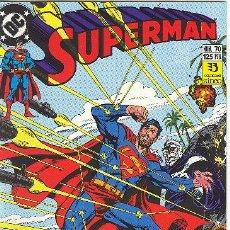 Cómics: SUPERMAN Nº 70. Lote 26026181