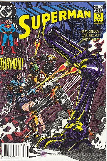 SUPERMAN Nº 71 (Tebeos y Comics - Zinco - Superman)