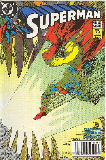 SUPERMAN Nº 81 (Tebeos y Comics - Zinco - Superman)