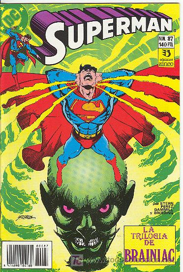 SUPERMAN Nº 87 (Tebeos y Comics - Zinco - Superman)