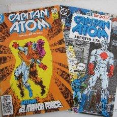 Cómics: CAPITAN ATOM. Lote 26321398