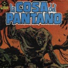 Cómics: LA COSA DEL PANTANO - Nº 2 - ED. ZINCO 1984. Lote 142029609