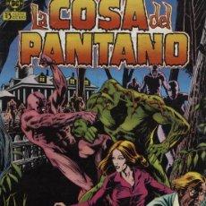 Cómics: LA COSA DEL PANTANO - Nº 5 - ED. ZINCO 1984. Lote 142029638
