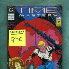 Cómics: COLECCION DE COMICS TIME MASTERS MINISERIE DE 8 EPISODIOS EDIT. D.C.. Lote 4783720