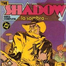 Cómics: SHADOW-LA SOMBRA-COLECCIÓN COMPLETA-RETAPADO DE ANDREW HELFER Y BILL SIENKIEWICZ-1991-V1 CAJA 56. Lote 25323878