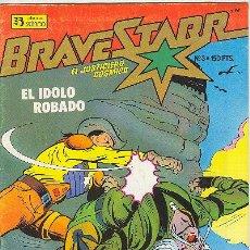 Cómics: BRAVE STARR Nº 3 . Lote 21591851
