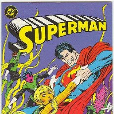 Cómics: SUPERMAN Nº 22 , 1988. Lote 27412079