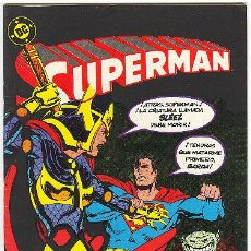 Cómics: SUPERMAN Nº 25 , 1988. Lote 27412080