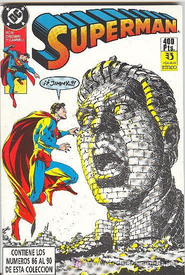 SUPERMAN RETAPADO Nº 26 ZINCO (Tebeos y Comics - Zinco - Retapados)