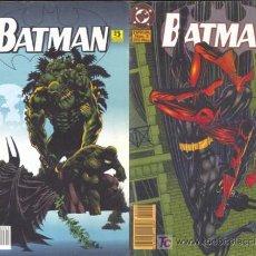 Cómics: BATMAN ESPECIALES NUMEROS 1 Y 2. Lote 27365380