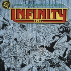 Cómics: INFINITY - Nº 9 - ED. ZINCO 1986. Lote 63569815