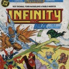 Cómics: INFINITY - Nº 13 - ED. ZINCO 1986. Lote 63580354