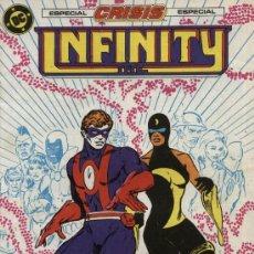 Cómics: INFINITY - Nº 18 - ED. ZINCO 1986. Lote 63572688