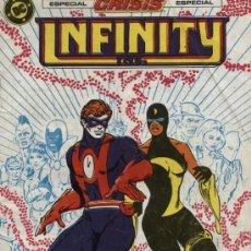 Comics : INFINITY - Nº 18 - ED. ZINCO 1986. Lote 5271100
