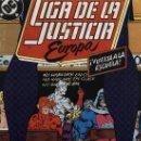 Cómics: LIGA DE LA JUSTICIA: EUROPA - Nº 6 - ED. ZINCO 1989. Lote 158425097
