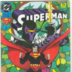 Cómics: SUPERMAN- Nº 27 Y 36. Lote 26313273