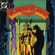 Cómics: WONDER WOMAN, N 1 AL 38(--Nº34), OBRA MAESTRA DE GEORGE PEREZ-DEL 1 AL 20 BIEN ENCUADERNADO CAJA 86. Lote 26893514