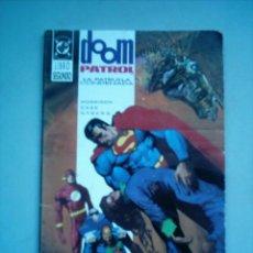 Cómics: DOOM PATROL LIBRO SEGUNDO 2 LA PATRULLA CONDENADA /ZINCO 1993. Lote 26140861