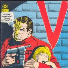 Cómics: - V - / NUM 2 / EDICIONES ZINCO 1985. Lote 26786051