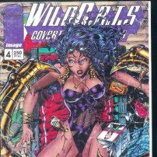 Cómics: WILDCATS Nº 4 , IMAGE COMICS .-. Lote 6255358