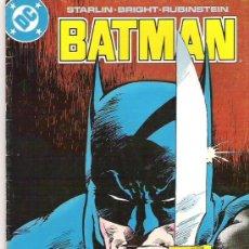 Cómics: BATMAN - LA CAZA - NUM 30***** 1987. Lote 6566189