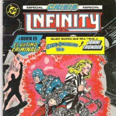 Cómics: INFINITY - QUIEN ES EL ULTIMO CRIMINAL ****NUM 21 ***1986. Lote 6566278