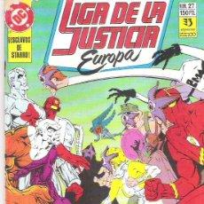 Cómics: LA LIGA DE LA JUSTICIA -EL REY MENDIGO 1989. Lote 6575725