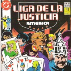 Cómics: LIGA DE LA JUSTICIA AMERICANA NUM 37. Lote 6575879