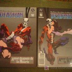 Cómics: DEADMAN ¡¡COMPLETA!! (DOS PRESTIGIOS). Lote 108429886