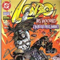 Cómics: LOBO - MIS VACACIONES *** NUM 20****2000. Lote 13772590