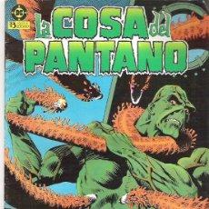 Cómics: LA COSA EL PANTANO - A BORDO DE LA NAVE HEAVEN ***NUM 6***1984. Lote 18907278