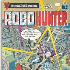 Cómics: ROBO HUNTER - NO 2 ****1984. Lote 6790453