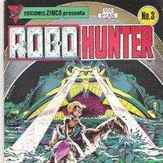 Cómics: ROBO HUNTER - NO 3 ***1984. Lote 6790463