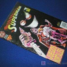 Cómics: SUPERMAN VOL 3 Nº 7 - JUEGOS MORTALES - ESPECIAL 52 PAGS - ZINCO. Lote 95393435