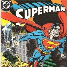 Cómics: SUPERMAN NUM 59 DESTERRADO *****1989*** CONDICION EXCEPCIONAL. Lote 7018471